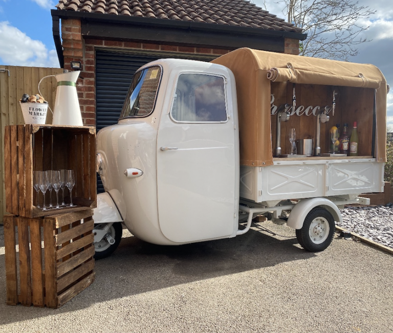 Picture of Paolo the Prosecco Van